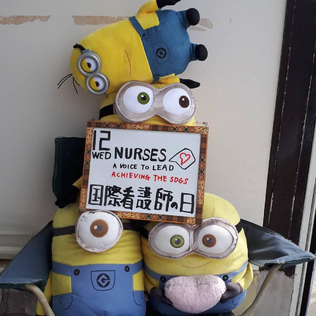 国際看護士の日(2021/05/12)Internatiinal Nurses Day通常授業、オンライン授業実施中️全国統一小学生テスト受付中️